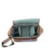 Genuine Leather Camera Bag Discovery Waxy Tan