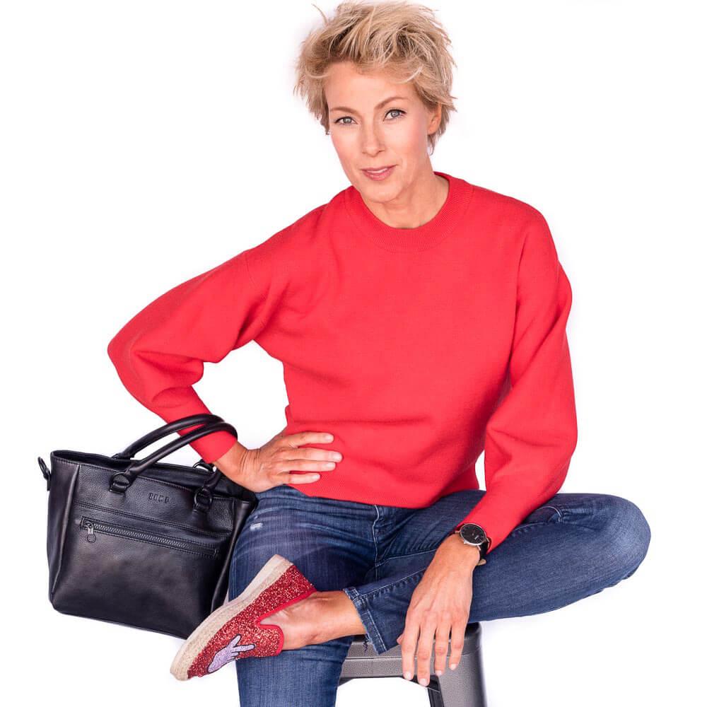 Paris Leather Handbag Mood3
