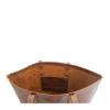 Genuine Leather Tote Waxy Tan Ubud