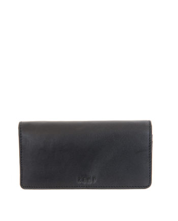 Claire Black | Ladies Black Leather Wallet