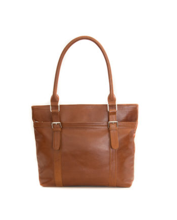 Genuine leather handbag Dubai Toffee Tan