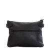 Genuine Black Leather Slingbag Ibiza