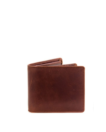 Genuine Leather Mens Wallet James Chestnut