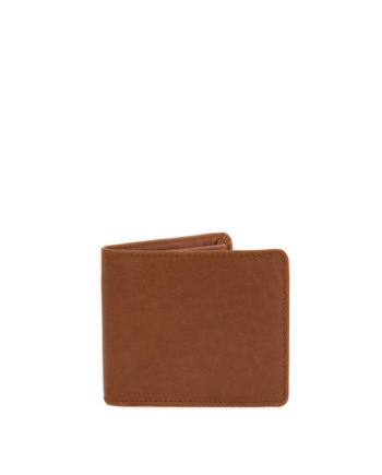 Max Toffee Tan Genuine Leather Mens Wallet