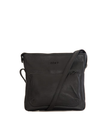 Pisa Black Crossbody Bag