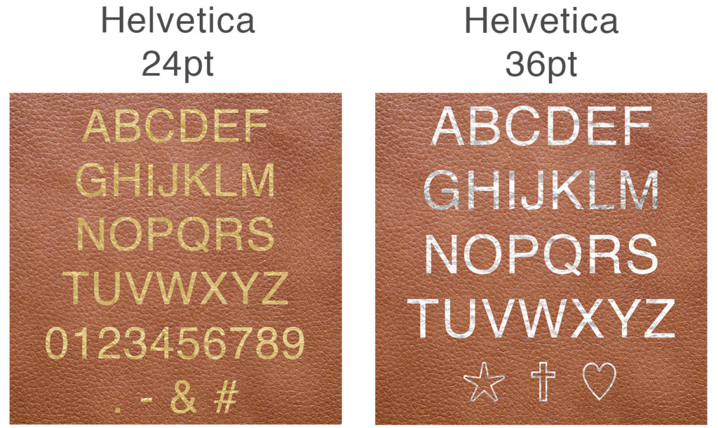 Debos Font Monogramming